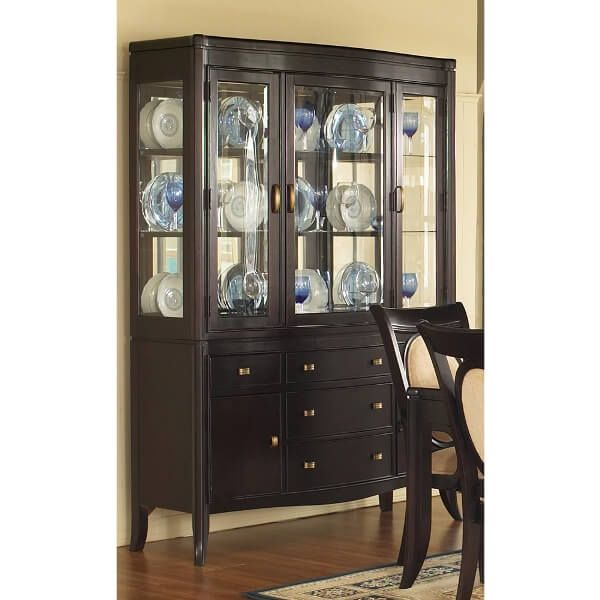 Somerton Dwelling Buffet W Hutch Signature