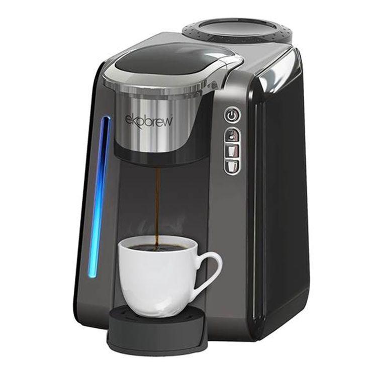 Personal Edge : Ekobrew™ 9962-999-00 Universal 1-Cup Coffee Maker