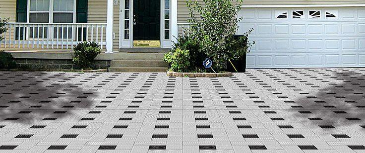 Paving designs interlock contemporary google search for Exterior floor tiles design kerala