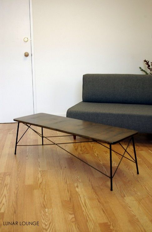 BPA Coffee table - Mid Century Design by LunarLoungeDesign on Etsy https://www.etsy.com/listing/68607513/bpa-coffee-table-mid-century-design