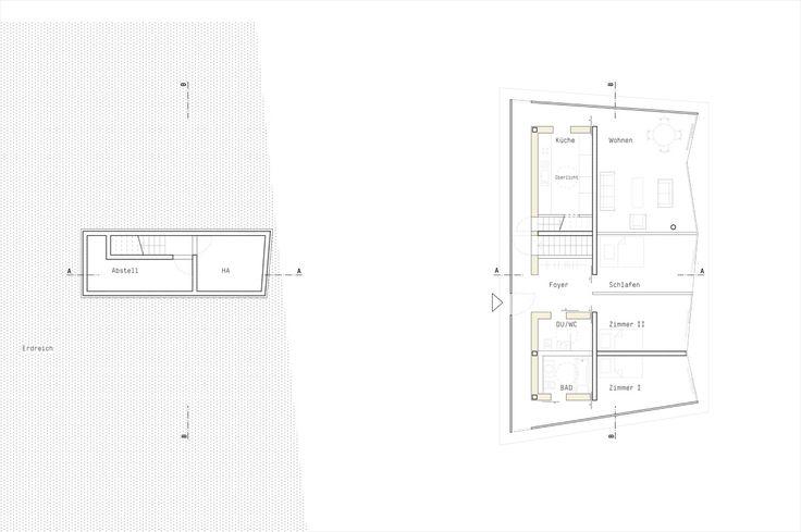 Sandwich – Neubau eines Wohnhauses am Groß Glienicker See