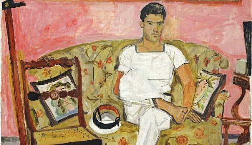 GIANNIS TSAROUHIS  ΓΙΑΝΝΗΣ ΤΣΑΡΟΥΧΗΣ  (1910-1989)
