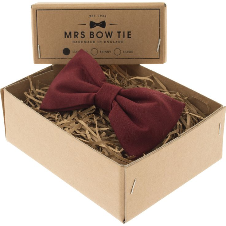 Mrs Bow Tie Cotton Ready Tied Bow Tie | Port
