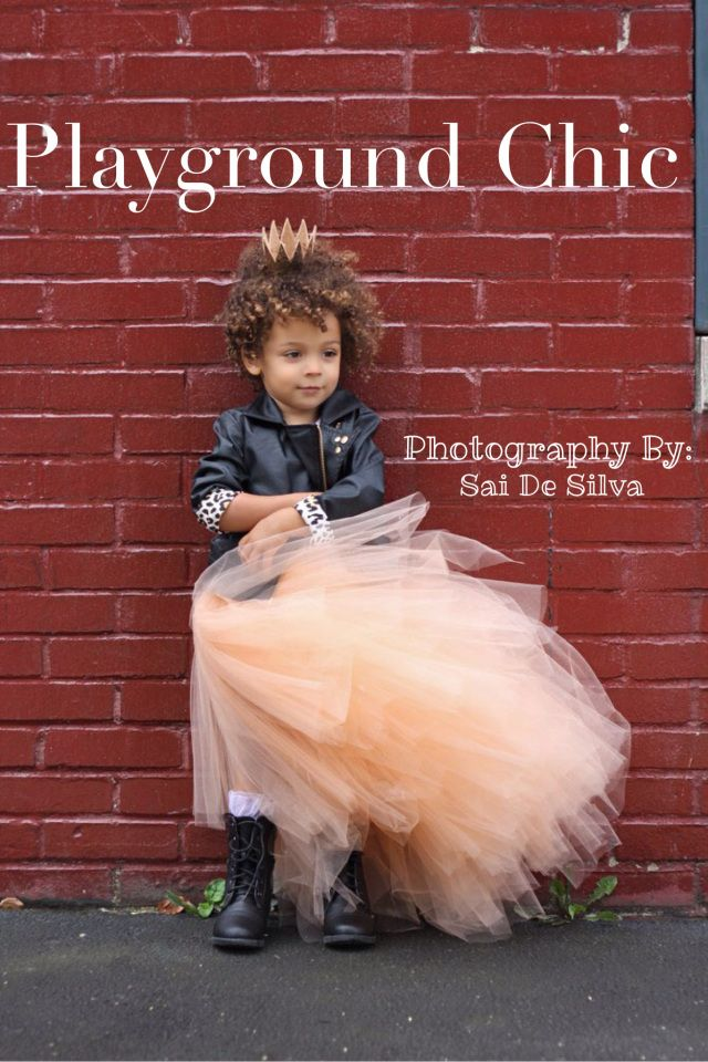 """London's style as """"Playground Chic"""". #PlaygroundChic #LondonStyle #KidStyle #KidsFashion #KidsBrand"""