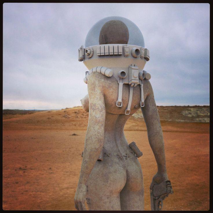 Science Fiction Erotic Art 99
