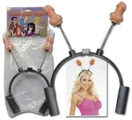 #CERCHIETTO PER CAPELLI CON PENI LAMPEGGIANTI - Scherzi e giochi - Vibratori & Sex Toys