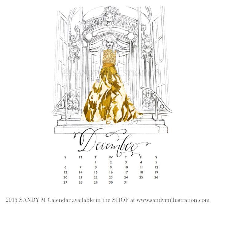 Calendar Illustration Ideas : Best ideas about sandy m calendar on pinterest
