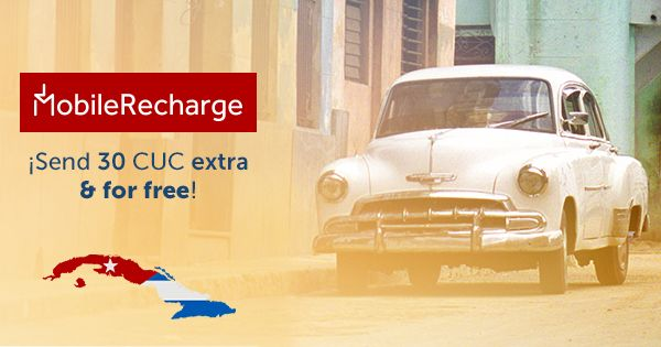 Super Bonus on top ups of mobiles in #Cuba: http://MobileRecharge.com/s/super_bonus_cubacel	 #expats #expatlife #cubans #cuba