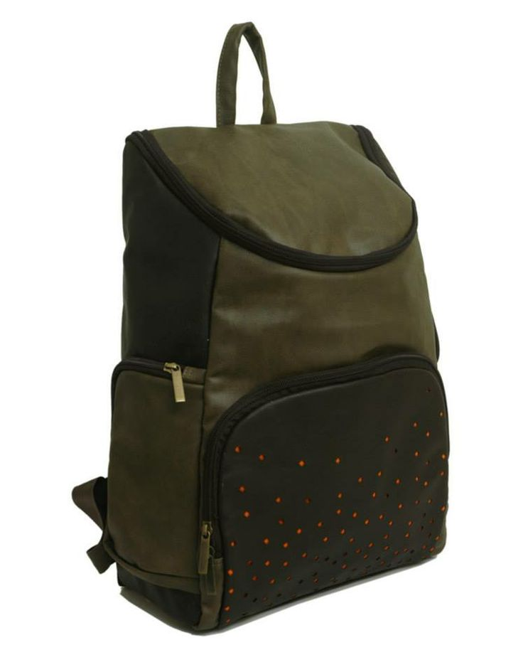 Baggit: Flash Molymilitary Green - Rs. 2,700/-  Buy Now at: http://tiny.cc/a6ttdx