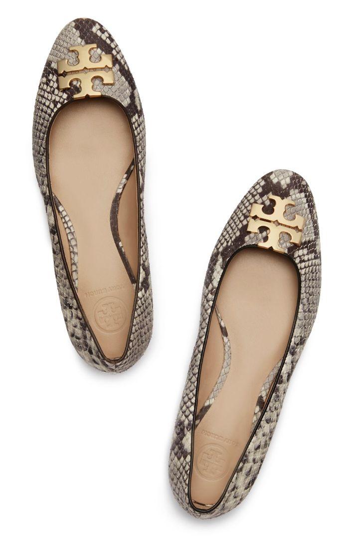 Designer Flat Shoes: Ankle Strap & Lace Up Flats