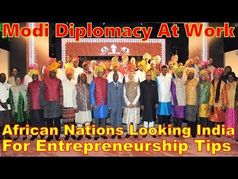 "Call it a victory for Prime Minister Narendra Modi's ""skill diplomacy"". Nearly eight countries from the African continent are seeking help and guidance from the Union skill ministry to impart entrepreneurship training and create jobs in their respective homelands. The move..."