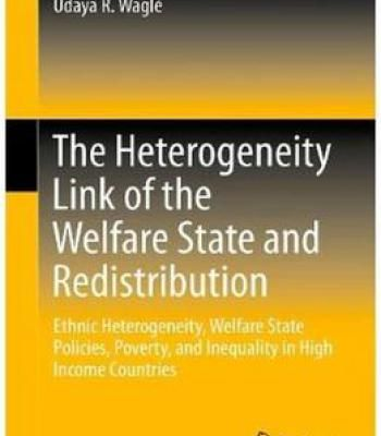 The Heterogeneity Link Of The Welfare State And Redistribution PDF