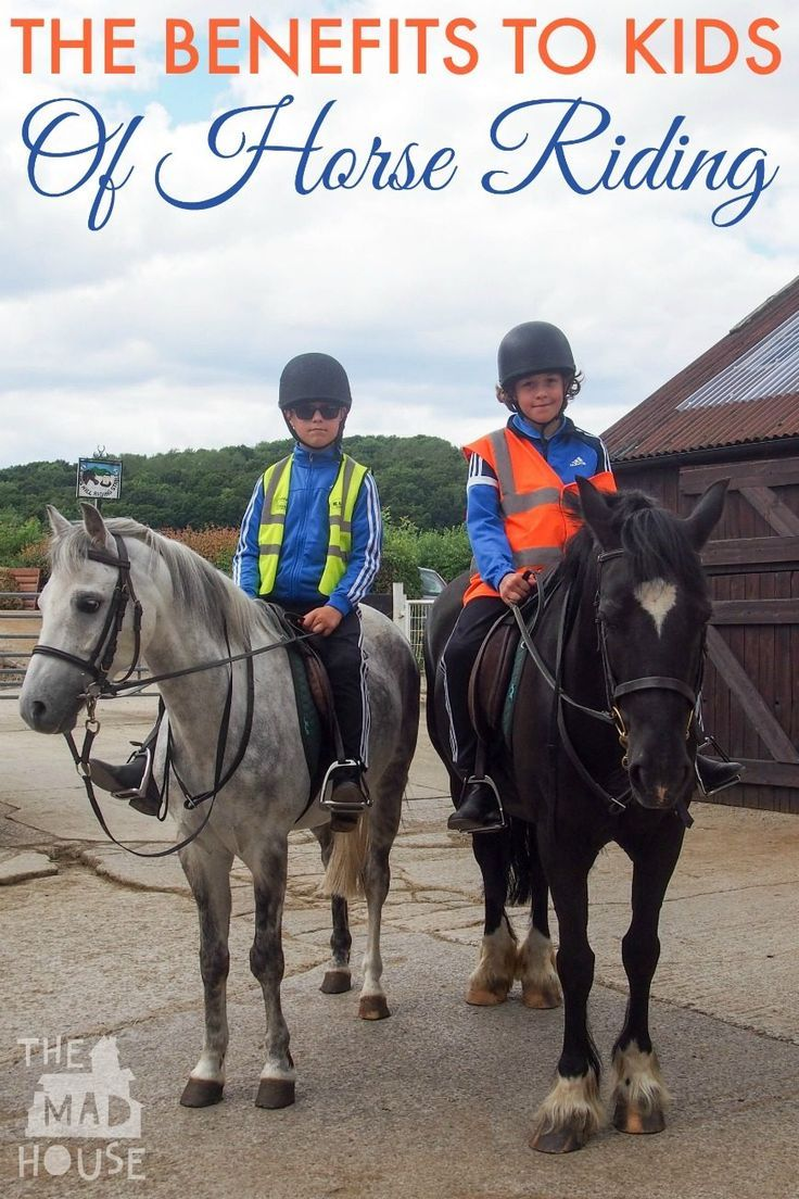 Horse Riding for Kids has so many benefits and it is great fun too.  Did you know that it is great for coordination, balance and social skills too? Find out why Horse riding is such a good hobby or sport for your children.