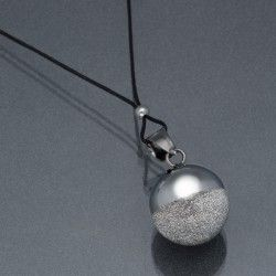 Bola de Grossesse - Sphere Rhodium Noir