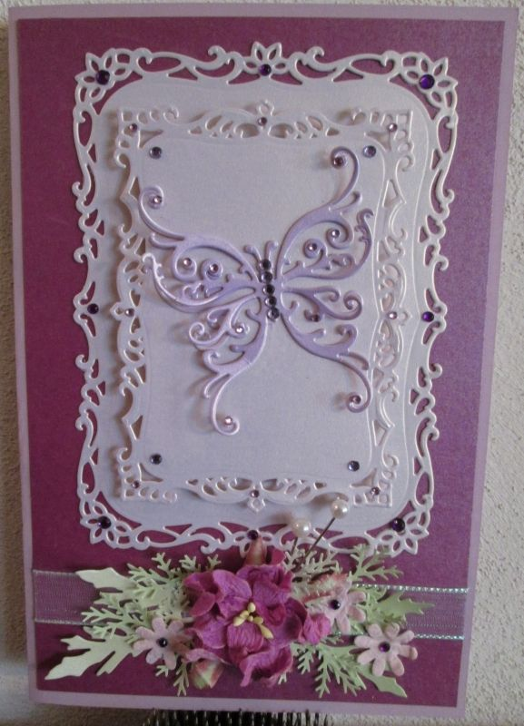 230 Best Tattered Lace Cards Images On Pinterest