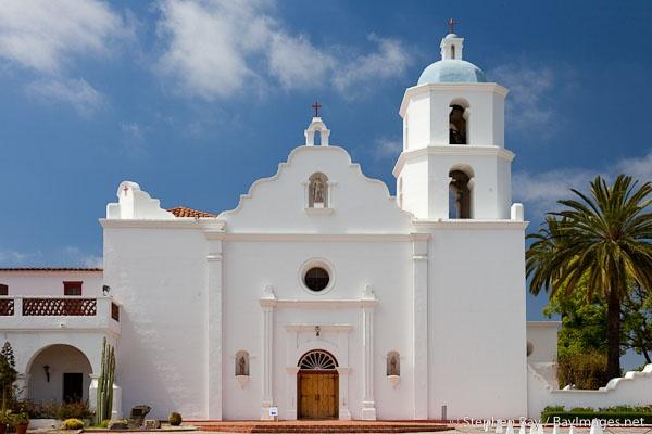 Mission San Luis Rey de Francia Ca | My Favourite Churches ...