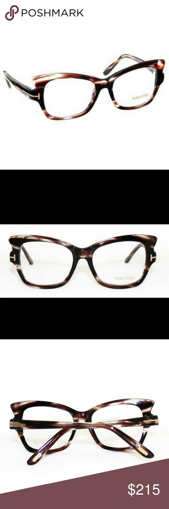 Tom Ford Eyeglasses New And Authentic Tom Ford Eyeglasses