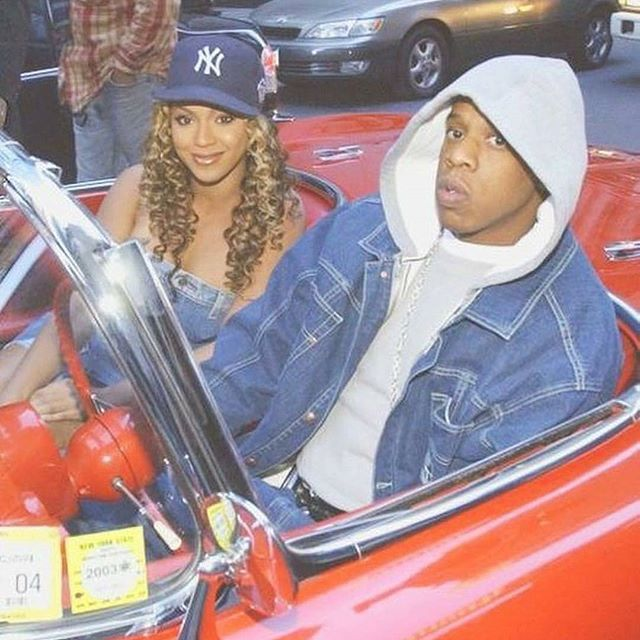 """. """"All I Need In This Life Of Sin Is Me And My Girlfriend"""" (sampled From Tupac's Song) #90sflava #Jayz #Beyonce #00s"""