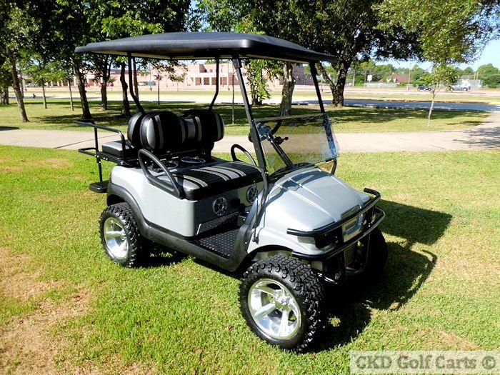 Club Car Precedent Custom Golf Carts