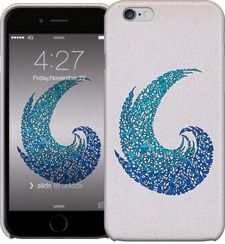 - new wave - by Magdalla Del Fresto - iPhone Cases & Skins - $35.00