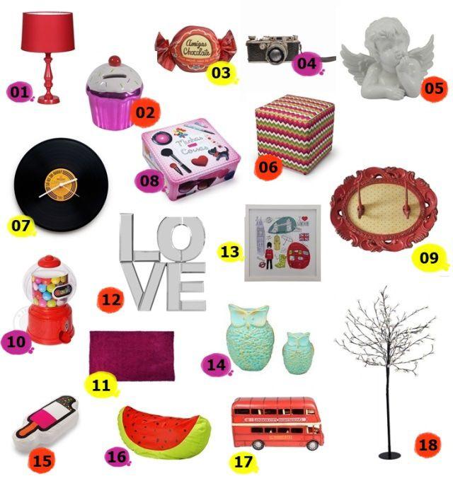 25+ best ideas about Objetos de decoração para quarto ...