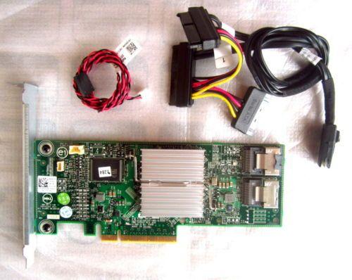 Dell PERC H310 PCI-e RAID Card Controller 8Port 6Gbps SAS/SATA (110.00€)