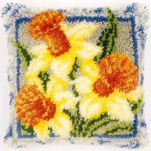 Daffodils, knoopkussen
