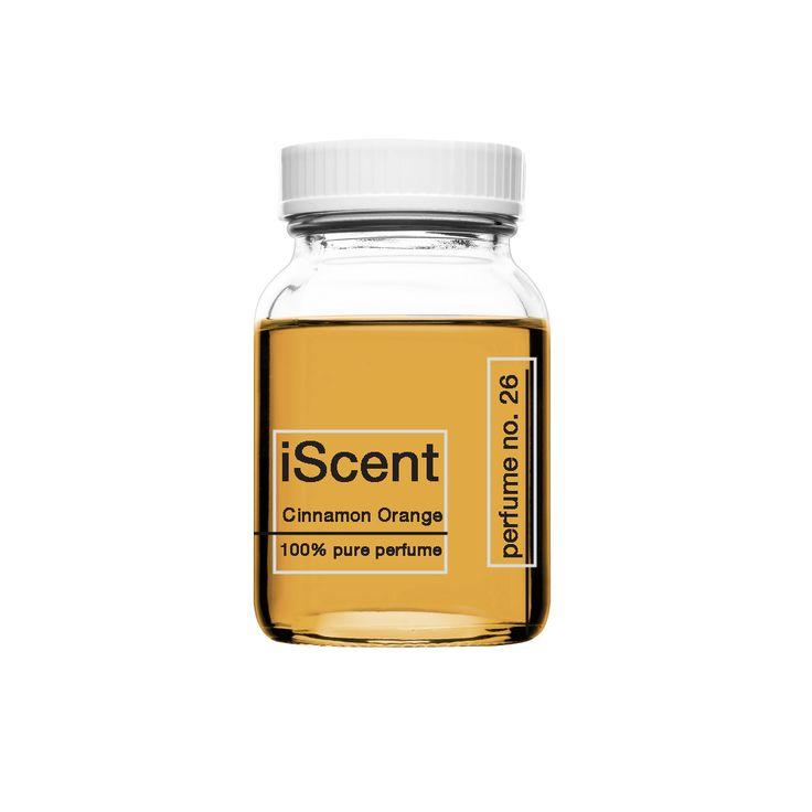Odorizante Profesionale - Aroma Cinnamon Orange - iSCENT