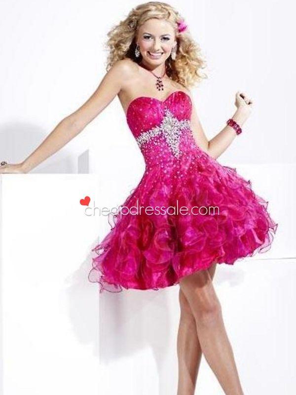 262 best Prom It Up images on Pinterest | Ballroom dress, Dress prom ...