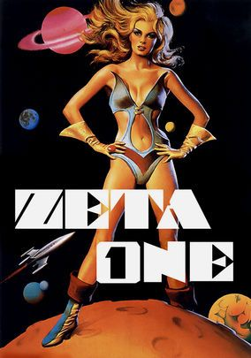 """My new """"Yes, It's a Real Movie!"""" column for Daily Grindhouse looks at the breast-obsessed 1969 sci-fi flick ZETA ONE."""