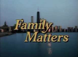 Classic Television Sitcoms: 'Family Matters'