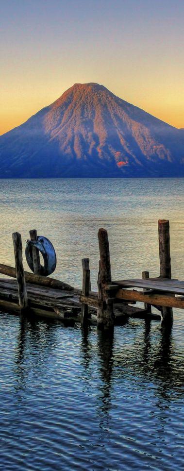 Lake Atitlan, Guatemala..........On My List!