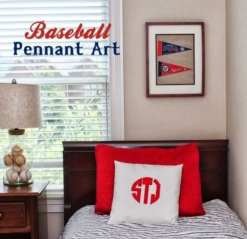 25 Best DIY Baseball Images On Pinterest