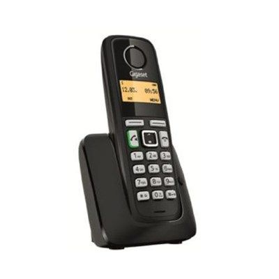 ¡¡CHOLLO!! Teléfono inalámbrico Siemens Gigaset A220 por 13,97€,precio mínimo histórico con 49% de descuento.Con manos libres e identificación de llamada.