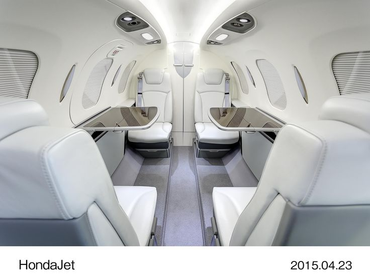 Honda Of Seattle >> HondaJet interior   Love for Airports, Aircrafts & Flight sims   Pinterest   Interiors and Public