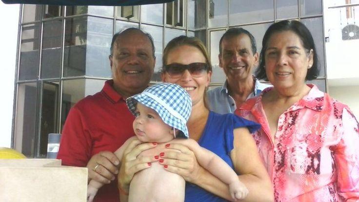Conocí a mis tíos Diego y Olga Nohemy