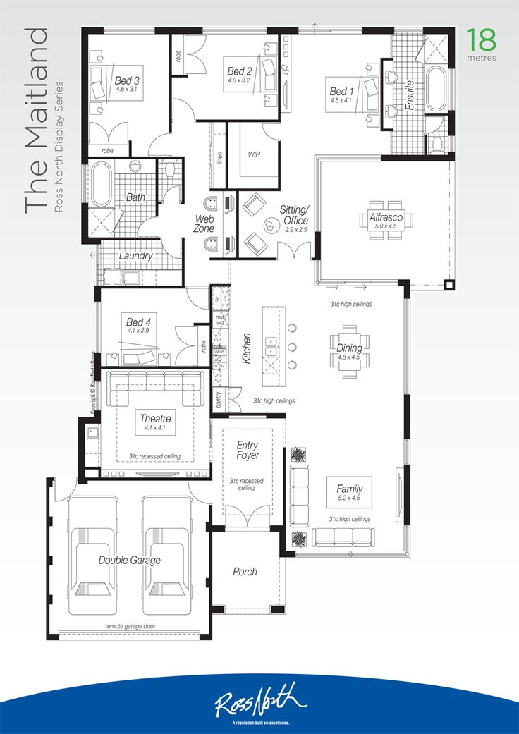 3580 best awesome house plans images on pinterest for Ross north home designs