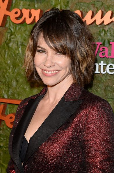 Evangeline Lilly - The Very Best Short Hairstyles - Photos