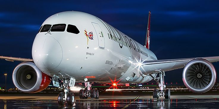 ATLANTA — Virgin Atlantic welcomed the state-of-the-art Boeing 787-9 Dreamliner into its fleet at an event in Atlanta that also commemorated the launch of the carrier's new London Heathrow-Atlanta route. Founder Sir