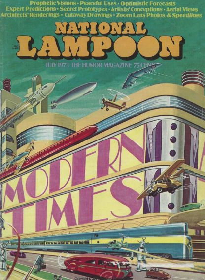 national lampoon lot. 8 issues from 76 to 92
