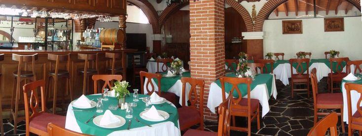 Restaurant - bar del Hotel Vista Hermosa Cuernavaca www.hotelvistahermosa.com.mx