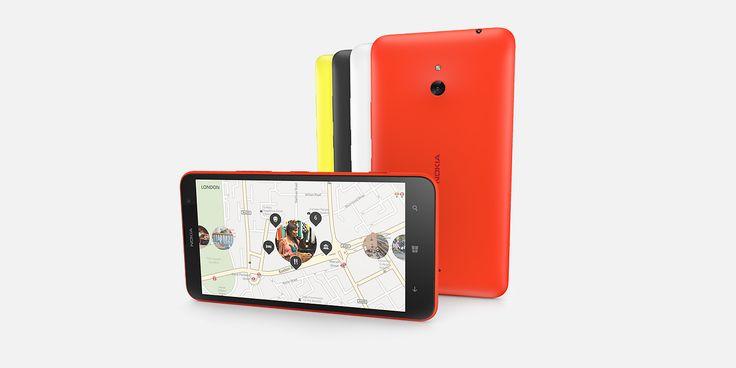 Lumia 1320 : la dernière phablette Nokia, disponible la semaine prochaine !
