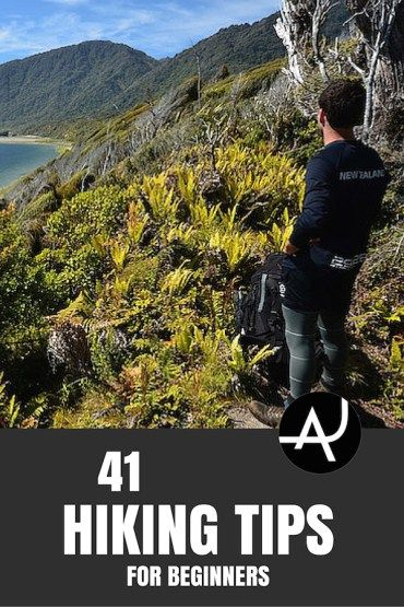 Are you a beginner hiker? Check out these 41 hiking tips for first timers to prepare your next backpacking and camping adventure.