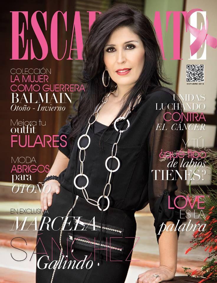 Octubre 2013 Revista Escaparate Saltillo