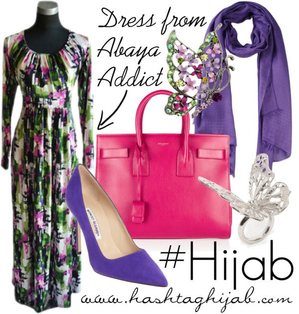 Hashtag Hijab Outfit #219