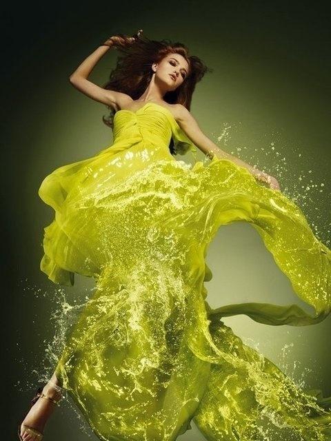 Fancy - Liquid Dress