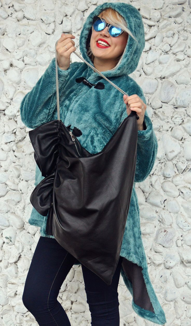 Now selling: Black Leather Bag / Genuine Leather Handbag / Extravagant Leather Bag / Genuine Leather Bag TLB04 JAZZ UP! https://www.etsy.com/listing/488520318/black-leather-bag-genuine-leather?utm_campaign=crowdfire&utm_content=crowdfire&utm_medium=social&utm_source=pinterest