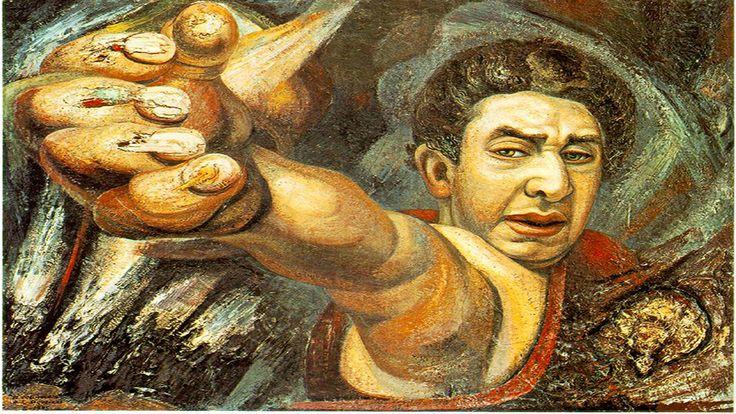 En imágenes, Siqueiros, el gigante estalinista del muralismo- BBC Mundo