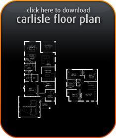 Carlisle Brochure & Floor Plan perthhomebuilders.net.au