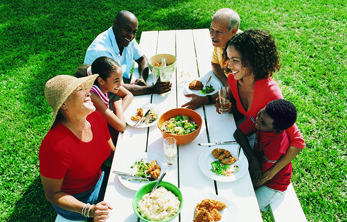 Host and organize community picnics to educate families about hearing loss and rehabilitation options!